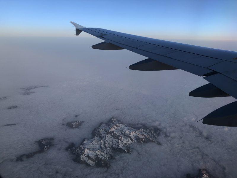 Flight view