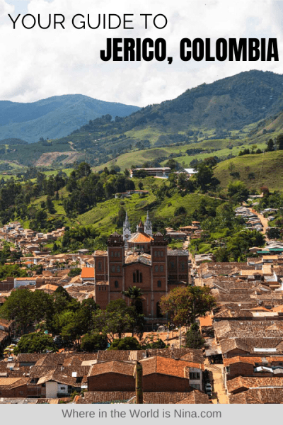Your Guide to Jerico, Colombia