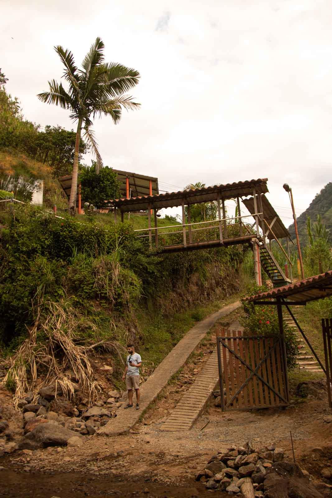 La Cueva de los Guacharos in Jardin, Colombia.