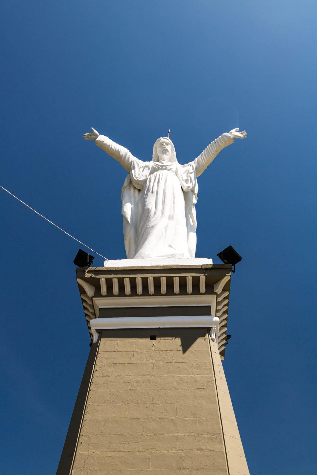 Cristo Redentor in Jerico, Colombia.