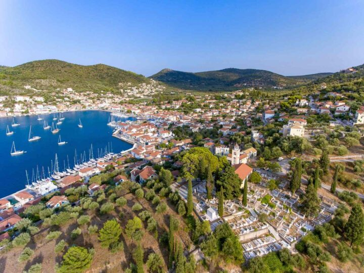 Sailing the Greek Islands: The Ultimate Greek Island Hopping Route