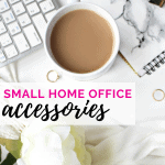 Small Home Office Accessories