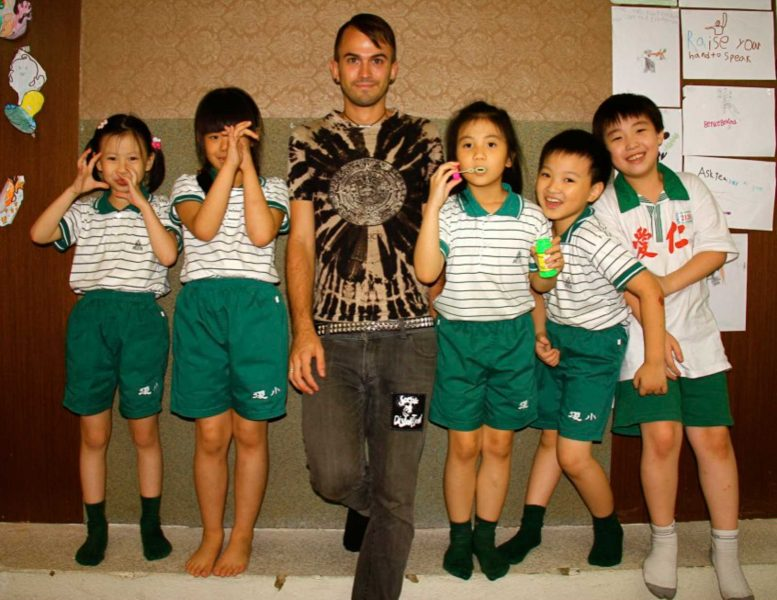 It's an amazing feeling when you find the perfect job for teaching in Taiwan.