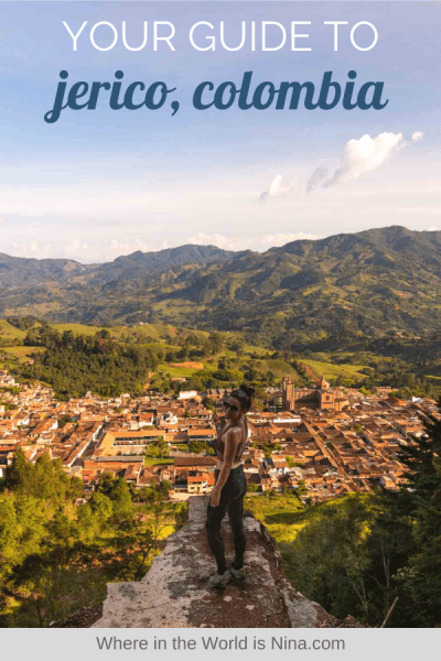Travel Guide to Jerico, Colombia