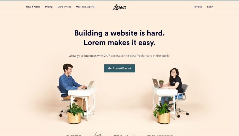 AskLorem is can be competitive, but it's an excellent work from home website.
