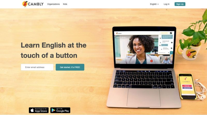 Cambly is a helpful resource for how to teach English online.