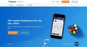 If you want to learn how to start freelancing, Freelancer is a helpful website to check out.