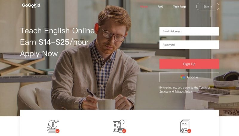 GoGoKid will help you teach English from home.