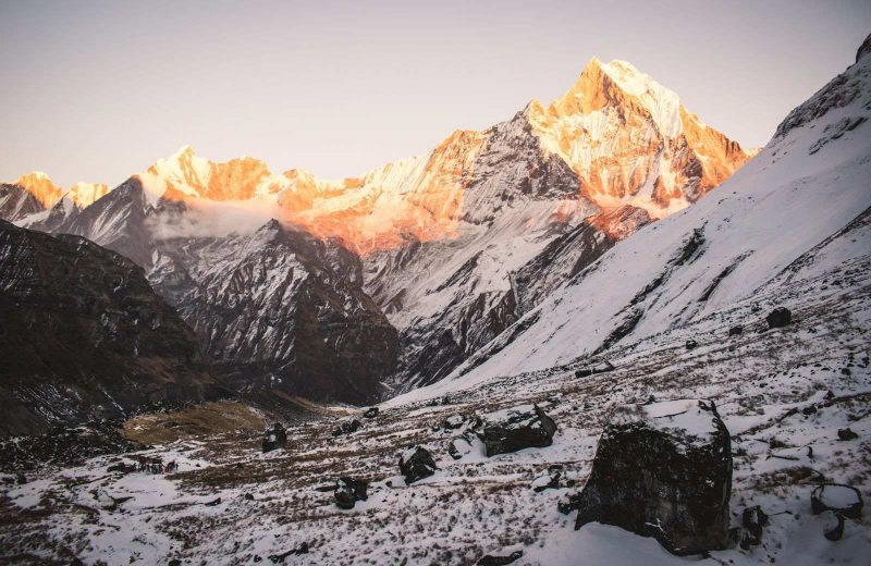 Day four is Himalaya to Annapurna Base Camp on your Annapurna Base Camp trek.
