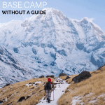 How to Hike to Annapurna Base Camp in Nepal