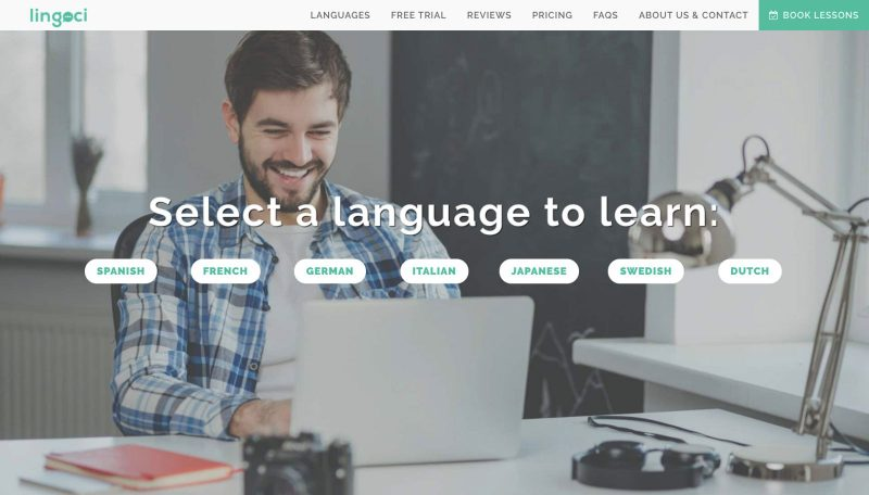 Lingoci is another platform that you can use to teach a language online.