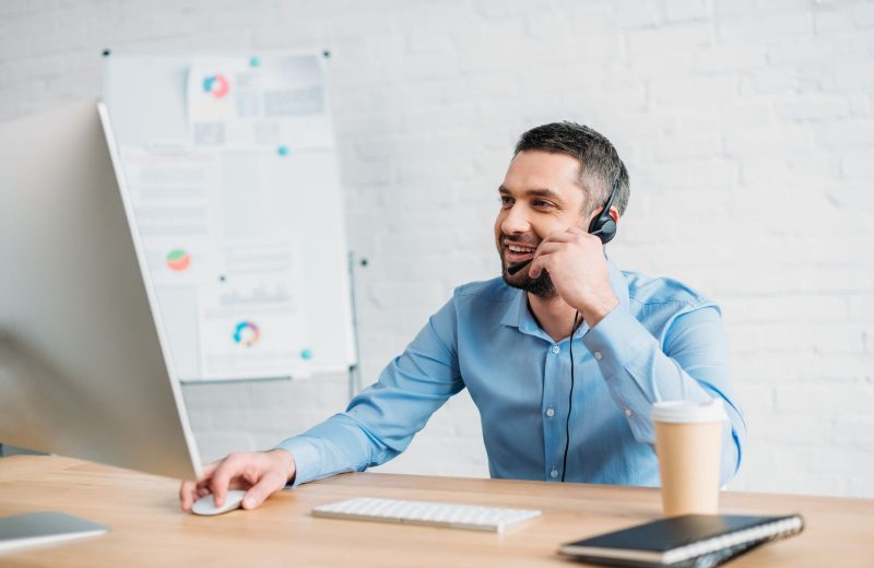 Working online in phone sales is the perfect entry-level remote job if.