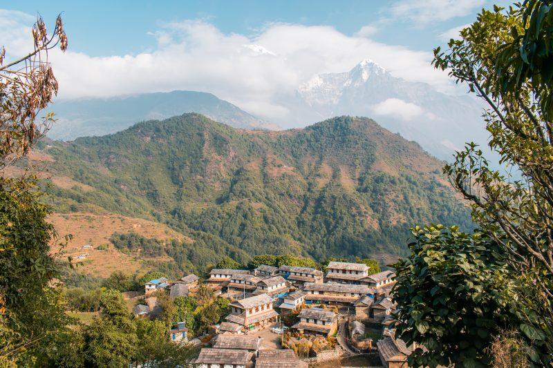 Pokhara to Ghandruk is one day one of your Annapurna Base Camp trek.