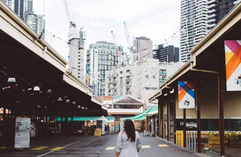 Queen Victoria Market is another cheap thing to do in Melbourne.