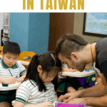 How I Saved Lots of Money by Teaching English in Taiwan