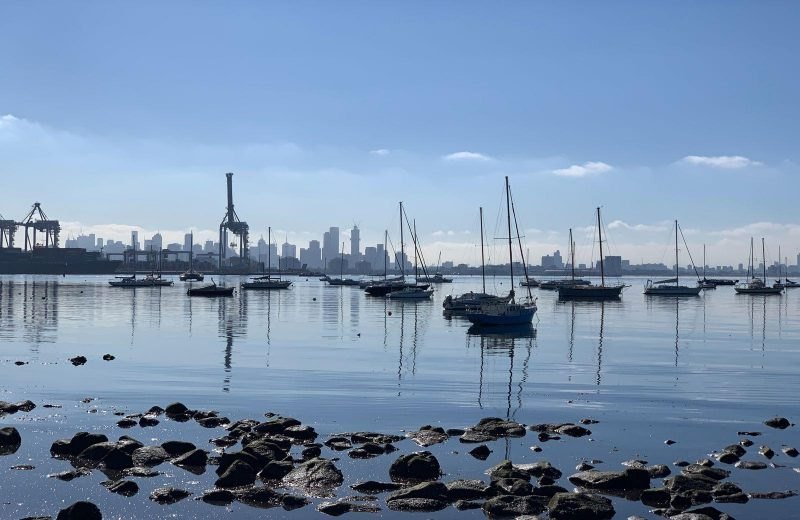 One of the many cheap things to do in Melbourne includes visiting Williamstown.