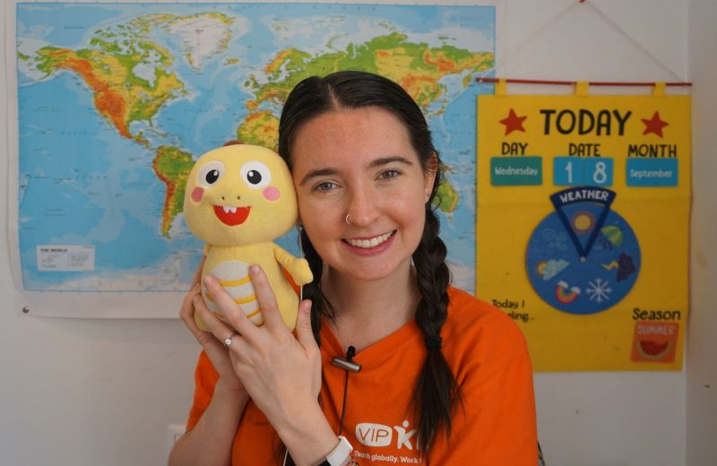I've been a VIPKid teacher for a while now and I want to teach you how to become a VIPKid teacher as well.