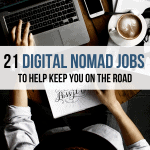 Best Digital Nomad Jobs
