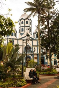 Filandia is the perfect day trip from Salento, Colombia.