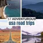 17 Adventurous USA Road Trips