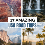 17 Amazing USA Road Trips