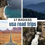 17 Badass USA Road Trips