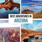 Best Adventures in Arizona