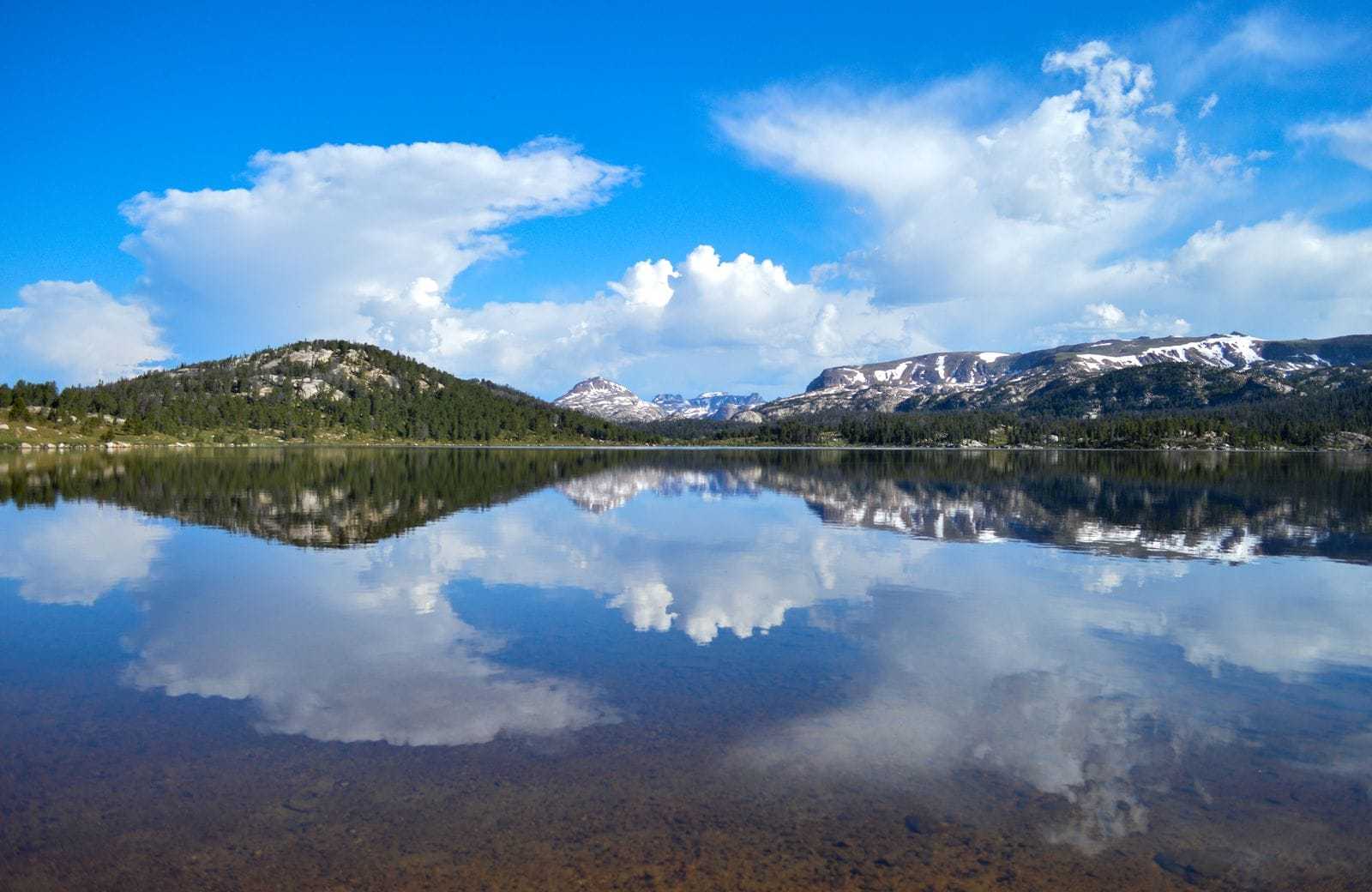 You won't be disappointed by the Beartooth area on your Montana road trip!