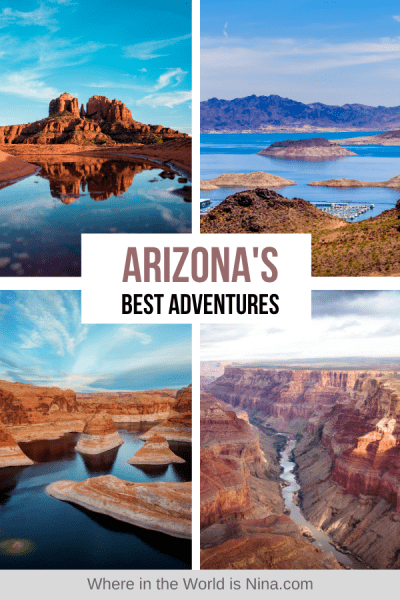 Best Adventures on an Arizona Road Trip