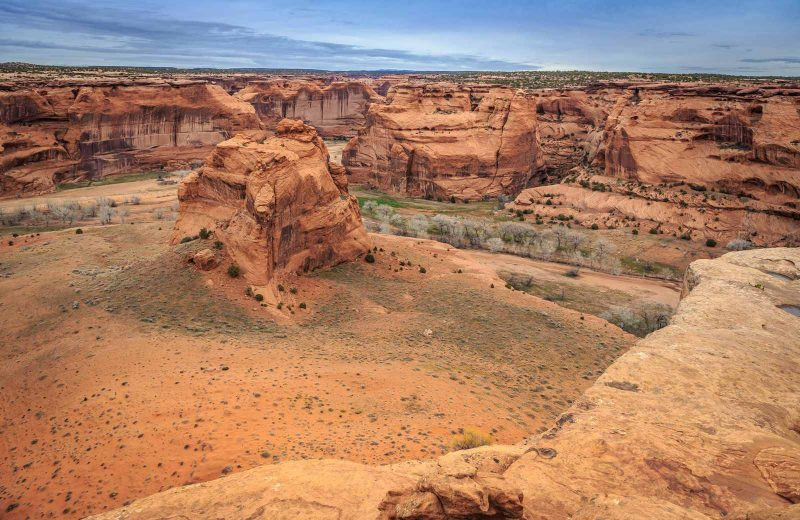 Canyon de Chelly is a unique place to visit on your Arizona road trip.