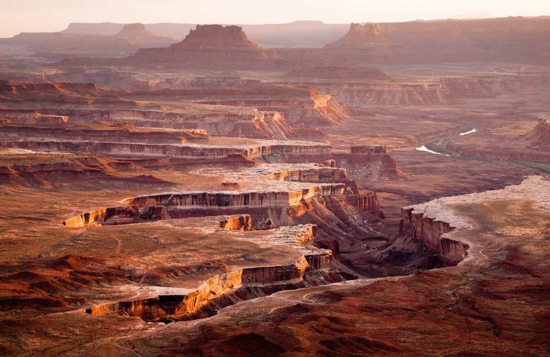 Canyonlands National Park is a striking landscape you have to visit on your Utah road trip.