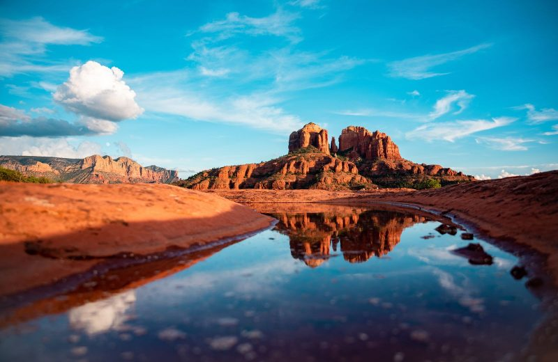 Sedona is a must on your Arizona road trip.