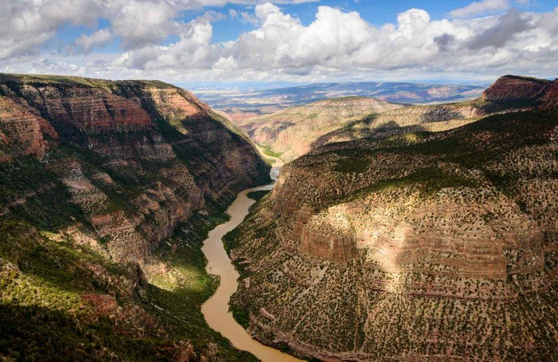 Dinosaur National Monument is the perfect park to explore on your Utah road trip.