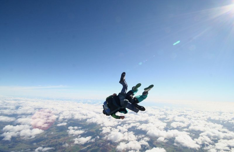 Regardless of where you go skydiving in New Zealand, you're in for a real treat!