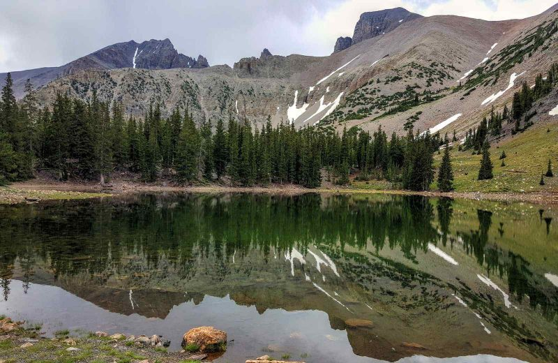 Great Basin National Park is a gorgeous stop on your Nevada road trip.