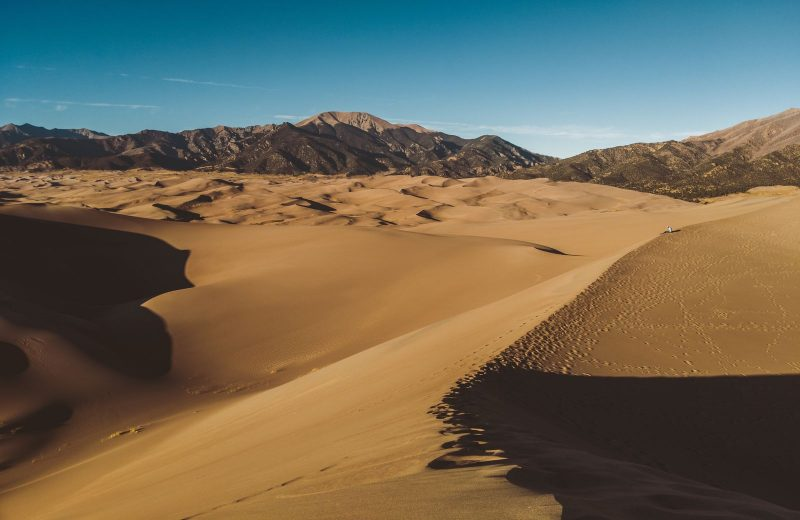 The Great Sand Dunes National Park is a must on your Southwest road trip.