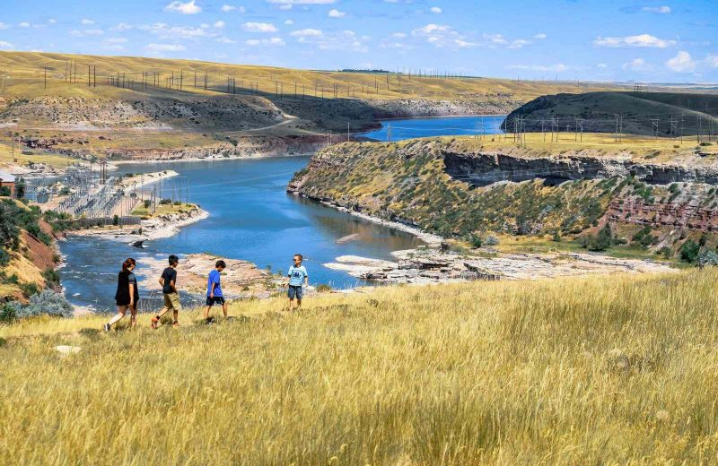 There are tons of fun places to hike on your Montana road trip.