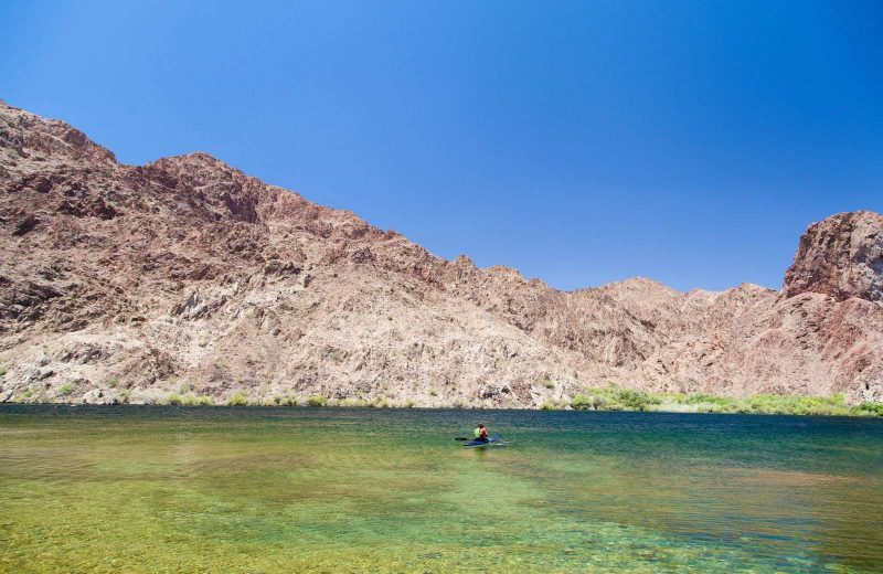 Lake Mead is a stunning destination on your Arizona road trip.