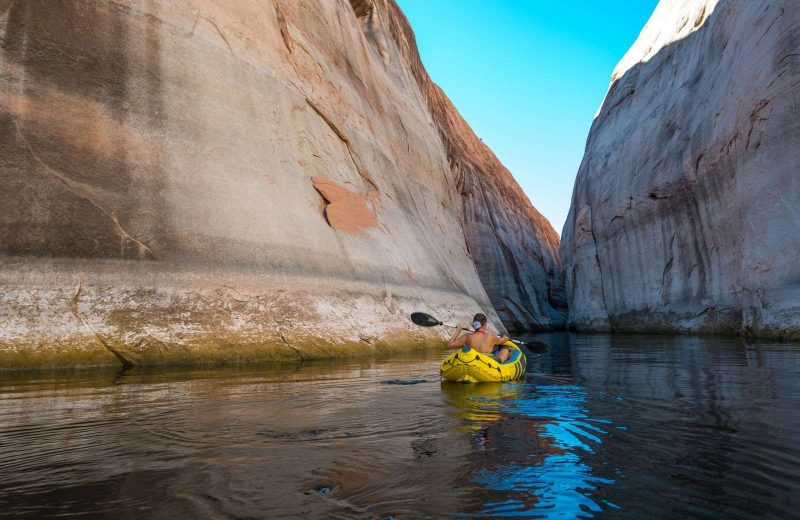 If you're looking for things to do on your Arizona adventure, Glen Canyon won't disappoint.