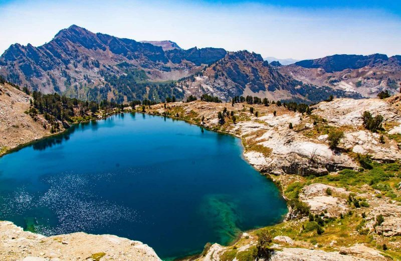 The Ruby Mountains Wilderness is an epic Nevada adventure.
