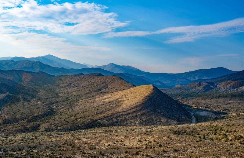The Spring Mountains is the perfect adventure in Nevada not too far from Las Vegas.