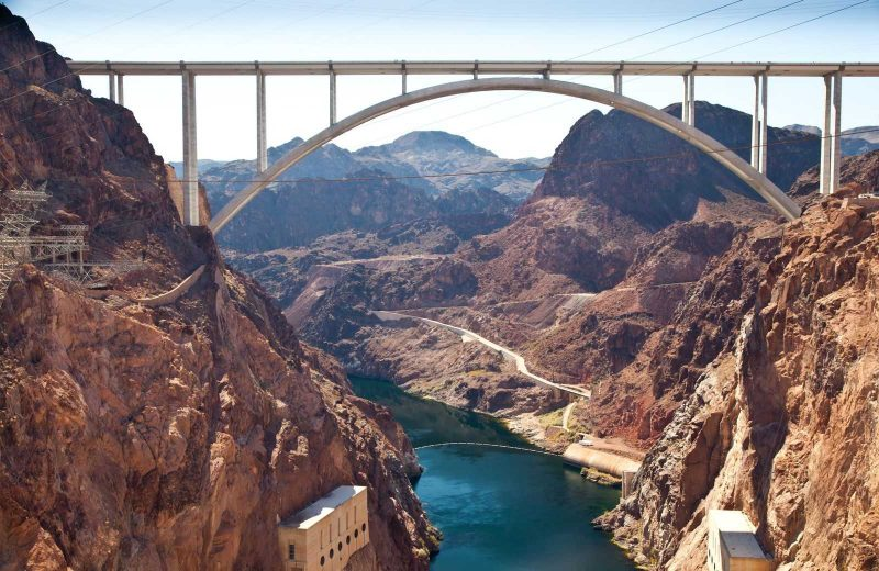Lake Mead is a stunning destination on your Nevada road trip.