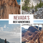 Best Things to do on a Nevada Road Trip
