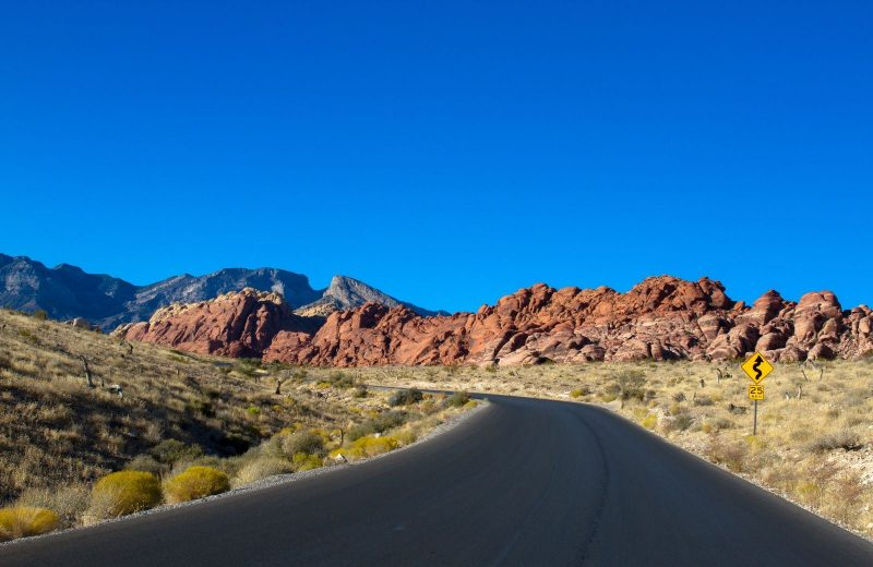 If you're looking for places to visit on your Nevada road trip, add Red Rock Canyon to the list.