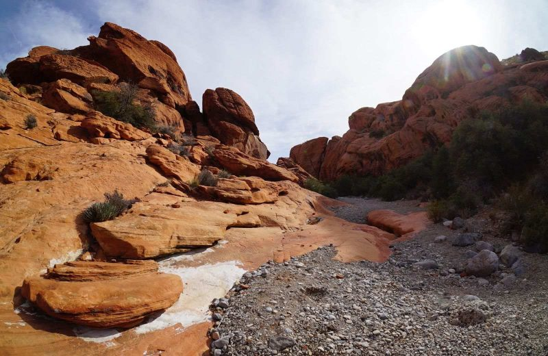 If you're looking for places to visit on your Southwest road trip, add Red Rock Canyon to the list.