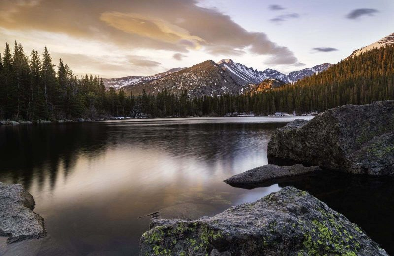 Don't forget to add Rocky Mountain National Park to your Southwest road trip itinerary.