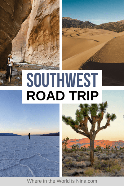 Your Southwest Road Trip Guide