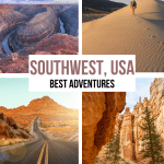 Best Adventures in the Southwest