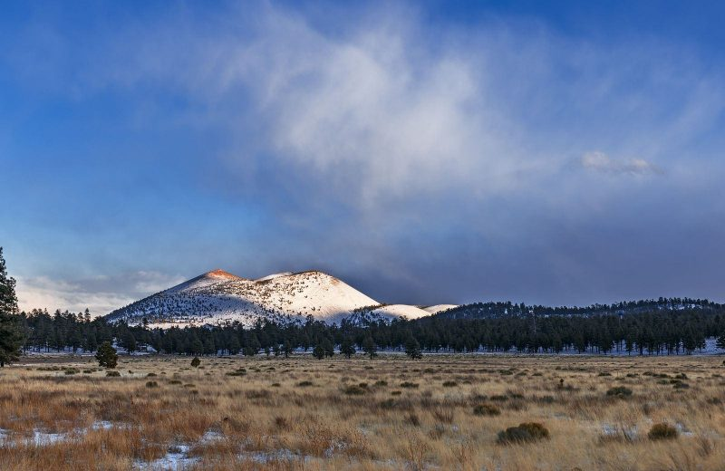 If you're looking for an exciting place to visit on your Arizona road trip, Sunset Crater Volcanic Monument is a must!