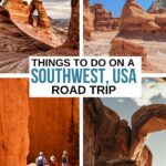 Best Things to do on a Southwest Road Trip